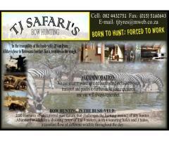 TJ Safari`s