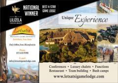 Letsatsi Game Lodge