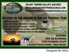 Little Shingwedzi Safaris