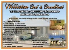 Williston B&B