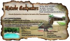 Motsebe Backpackers