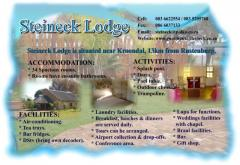 Steineck Lodge