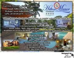 Hilton Manor Guest House