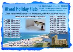 Afsaal Holiday Flats