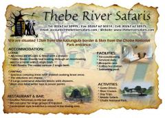 Thebe River Safaris / Restaurant & Bar