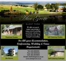Aloe Grove Guestfarm