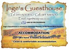 Inge's Guesthouse
