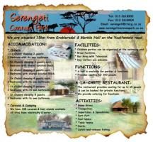 Serengeti Caravan Park
