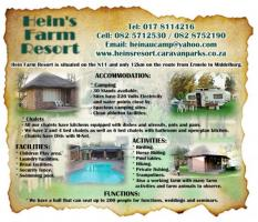 Hein's Farm Resort