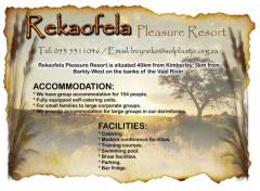 Rekaofela Pleasure Resort