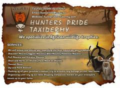 Hunters Pride Taxidermy
