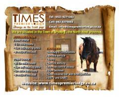 Time Premier Town Lodge