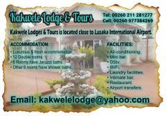 Kakwele Lodge & Tours