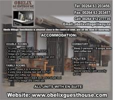 Obelix Village Guesthouse