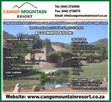 Cango Mountain Resort