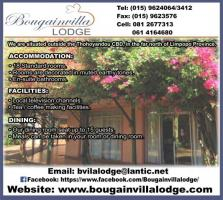 Bougainvilla Lodge / The Fig Tree Lodge