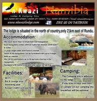 N'Kwazi Lodge & Camping Site