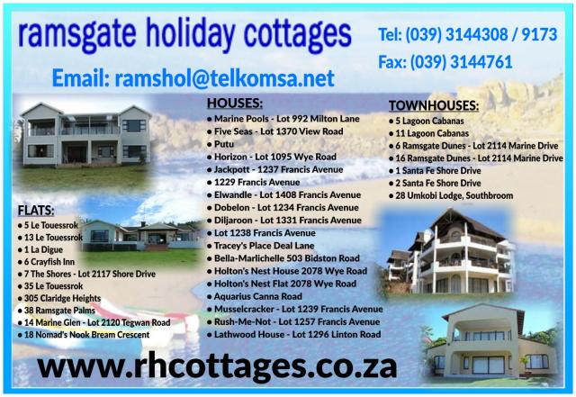 Ramsgate Holiday Cottages.