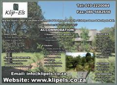 Klip - Els Guest Lodge