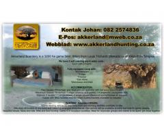 Akkerland Hunting