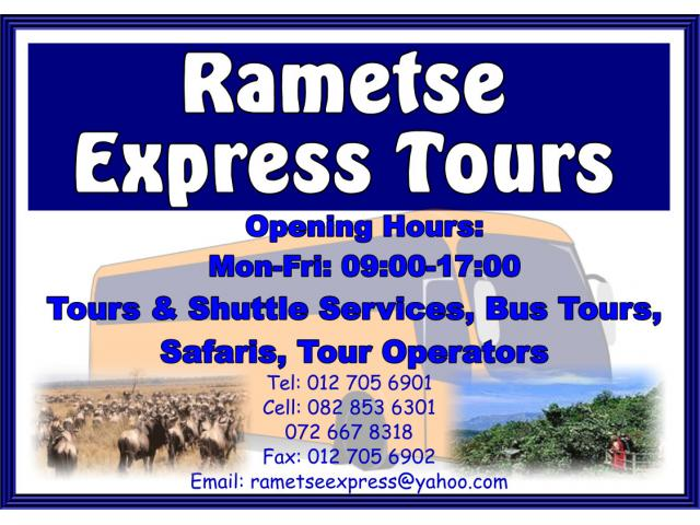 Rametse Express Tours