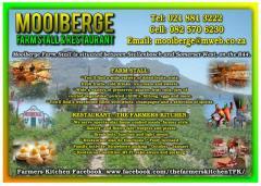 Mooiberge Padstal / Restaurant
