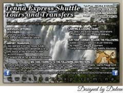 Tenna Express Shuttle Tours and Transfers