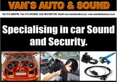 Van's Auto & Sound