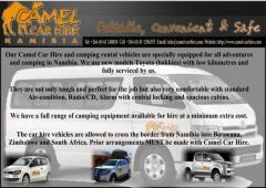 Camel Car Hire