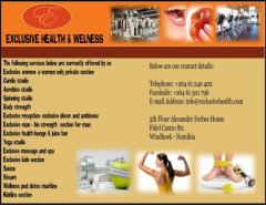 Exclusive Health and Wellness