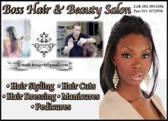 Boss Hair & Beauty Salon