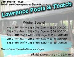 Lawrence Pools & Thatch
