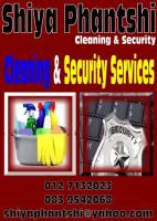 Shiya Phantshi Cleaning and Security