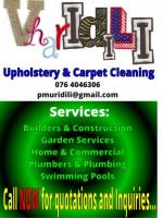 Vharidili Upholstery and Carpet Cleaning