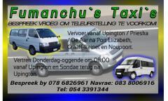 Fumanchu`s Taxi`s