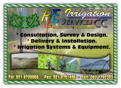 PLE Irrigation Services cc