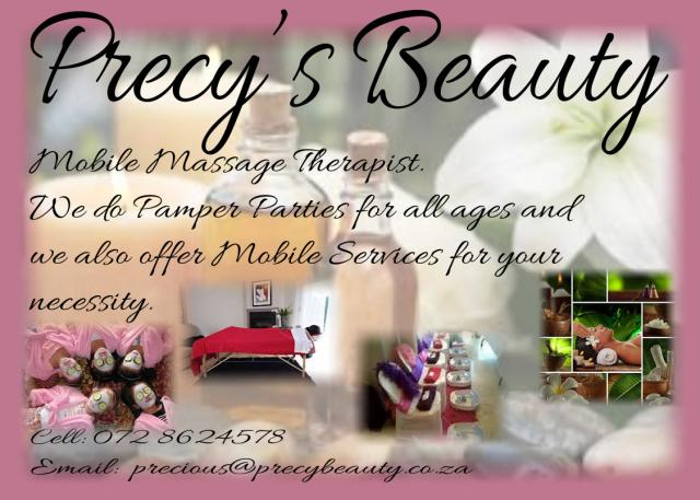 Precy's Beauty