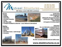 Midvaal Structures