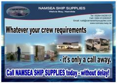 NAMSEA SHIP SUPPLIES