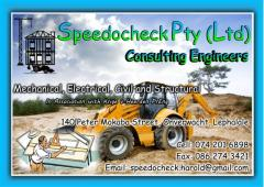 Speedocheck Pty (Ltd)