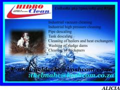 Hydro Cleaning