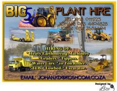 Big 5 Plant Hire