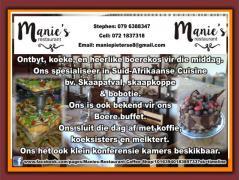 Manie's Restaurant