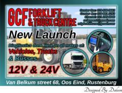 GCF  Forklift & Truck Centre