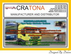 Cratona Manufacturer and Distributor