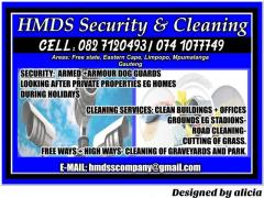 HMDS Security & Cleaning