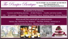 The pamper Boutique