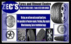 Zec's Tyres and Fitment Centre