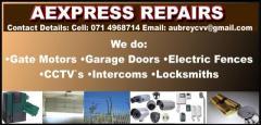 Aexpress Repairs