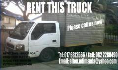 Rent this Truck